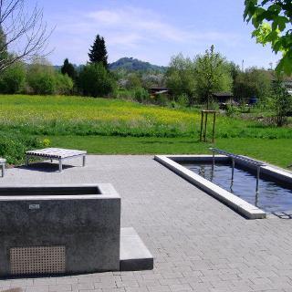 Wassertretbecken Auenwald-Unterbrüden (Nähe Auenwaldhalle)
