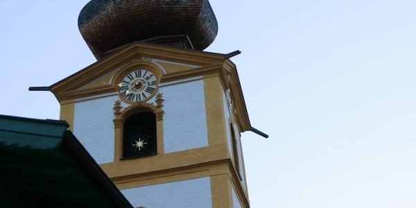 Pfarrkirche Werfen