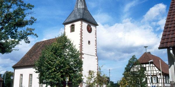 Kirche Pinache