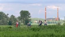Fernradweg durch das Elbe-Elster-Land - Kohle-Wind & Wasser-Tour