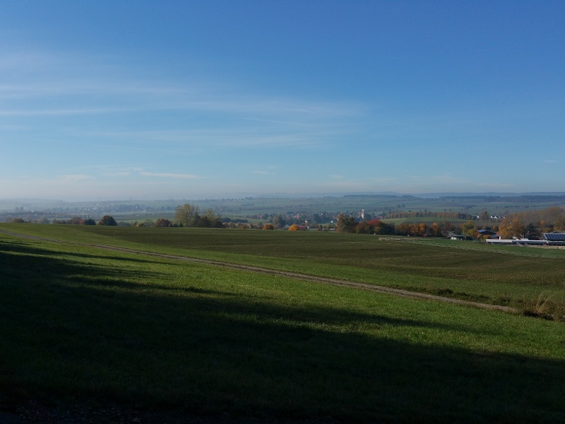 Ostweg Etappe 9: Bad Dürrheim Sunthausen - Geisingen