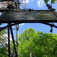 Historische Aussichtswarte auf dem Eschenkogel