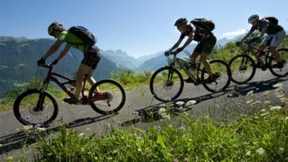 Bike-Tour 4040: Eine herrliche Aussicht!