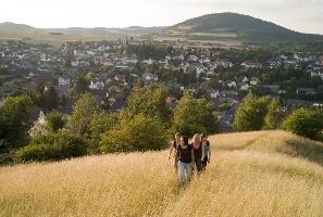 Blick auf Mayen (Foto: Klaus-Peter Kappest, Quelle: Rhein-Mosel-Eifel-Touristik)
