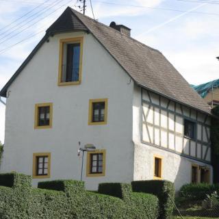 Haus Hinneres aus dem Jahre 1742