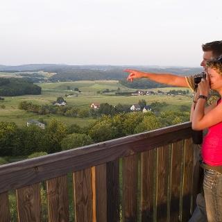 Blick vom Eifelturm