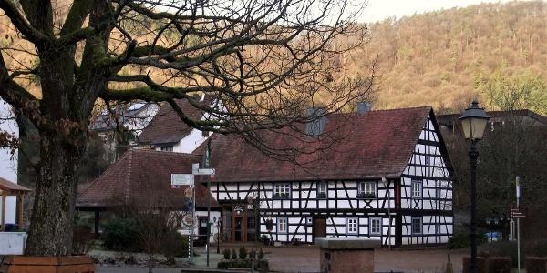 Marktplatz in Nothweiler