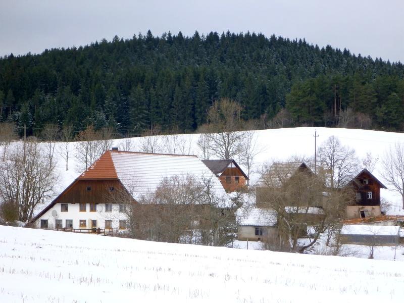 Von St. Georgen nach Triberg