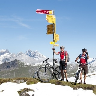 Bike-Tour 417: Ein beeindruckendes Panorama