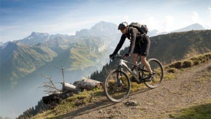 Bike-Tour 416: wunderschöne Aussichten!