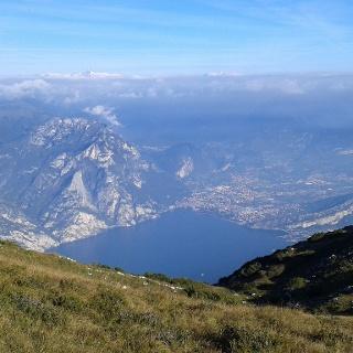 Ausblick vom Monte Altissimo