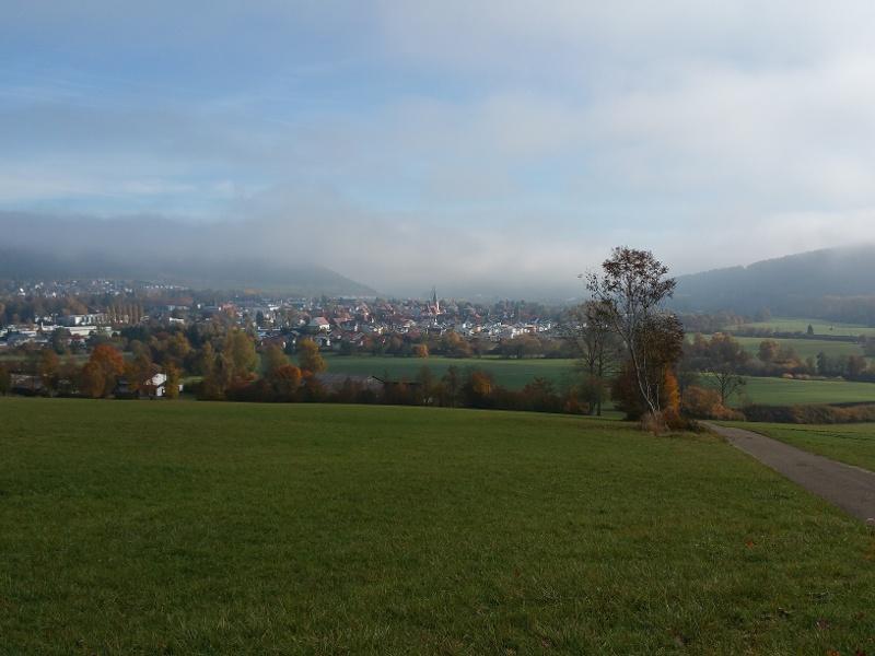 Ostweg Etappe 10: Geisingen - Achdorf