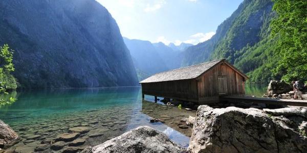 Obersee hinterm Königsee
