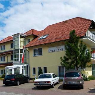 Vorderansicht Spreewaldhotel Stephanshof