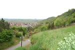 Unterwegs auf dem Hirschauer Spitzbergwegle