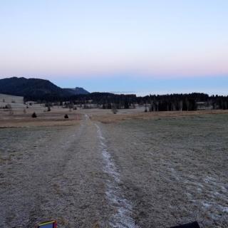0600 auf dem Hochmoor | 47°09'21.4