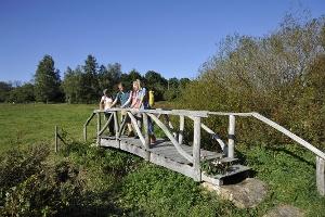 Auf Beobachtungsposten(Foto: Harald Hartusch, Quelle: Tourist-Information Morbach)