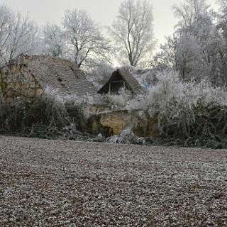 Ruine Katharinen Mühle