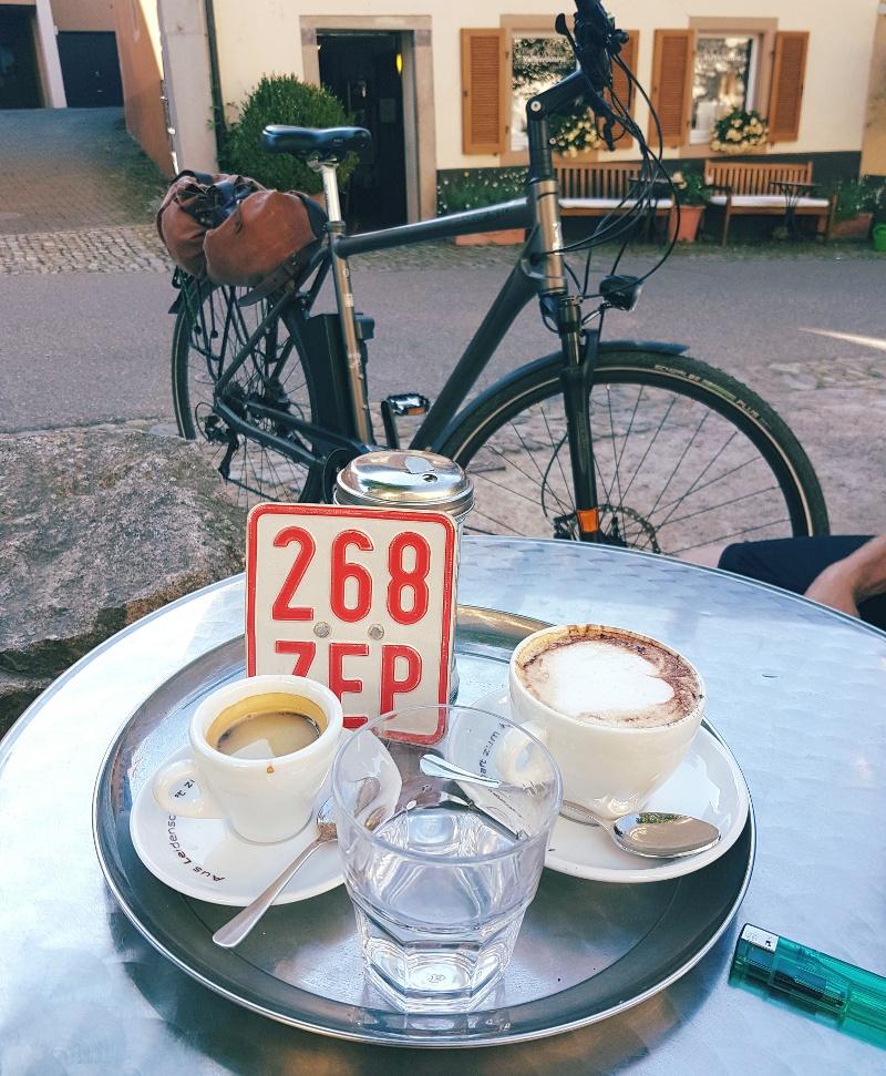 BZ-Serie Die schönsten Fahrradtouren - Immer Richtung Genuss