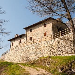 Die Einsiedelei San Giacomo