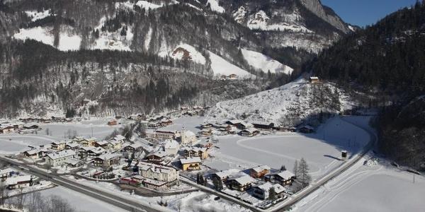 Weißbach Winter