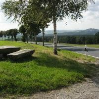 Blick zur Augustusburg