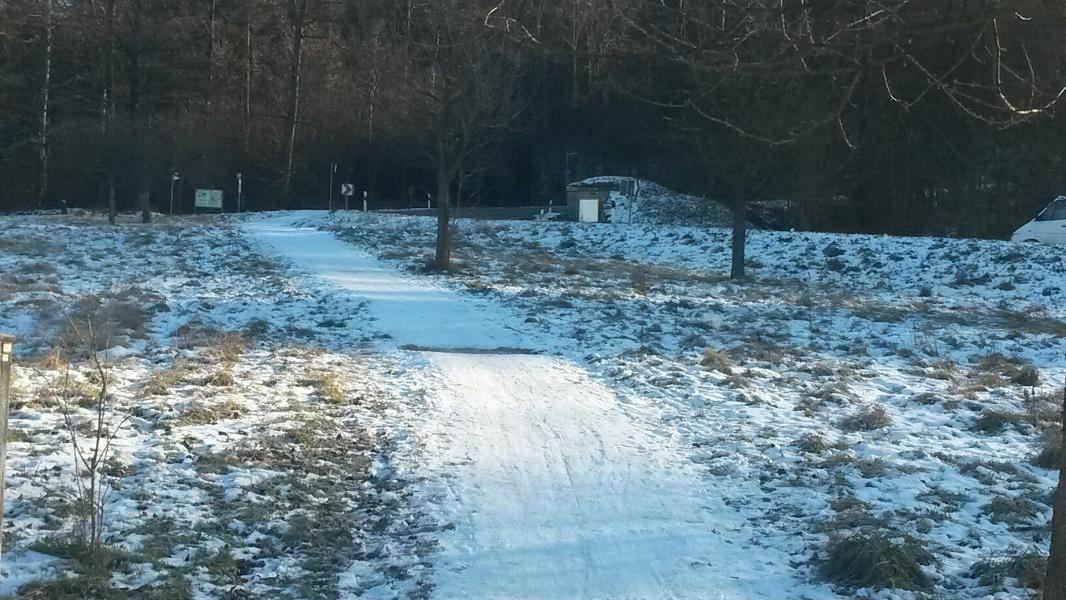 06.01.2016 Kleine Wintertour durch die Vorbergzone