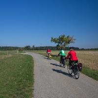 Schöne Fahrradwege