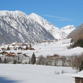 Vals im Winter
