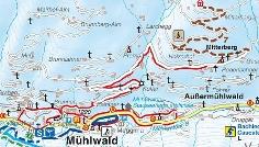 Winterwanderung - Mühlwald