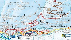 Winter walk - Selva dei Molini/Mühlwald