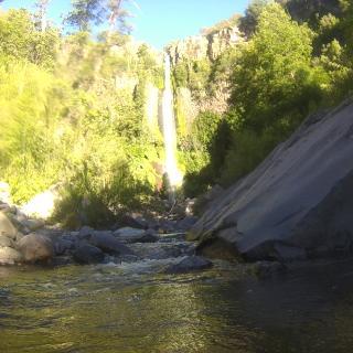 Cascada del Despalmado