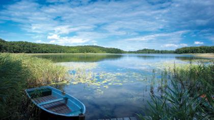 Die Mecklenburger Seenplatte