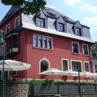 Hotel und Café Fridrich