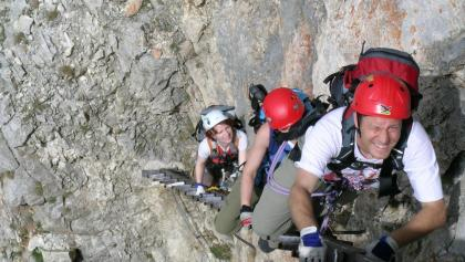 Klettersteig Rax : Die schönsten klettersteige in reichenau an der rax