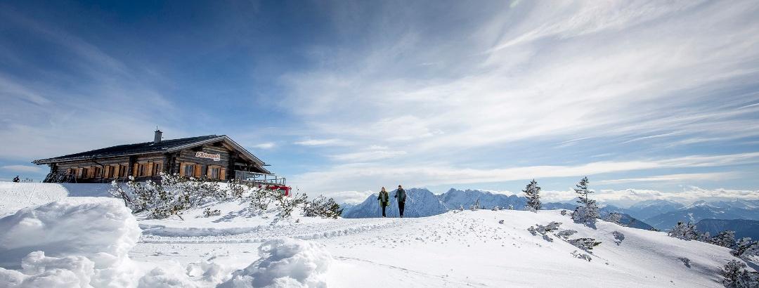 Wintertouren in der Steiermark