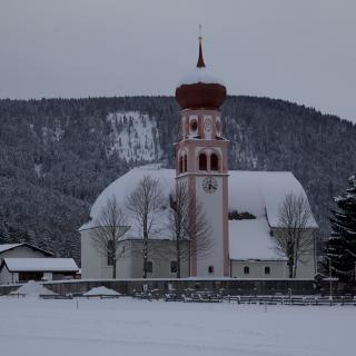 Leutascher Kirche