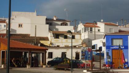 Zentrum von Carrapateira