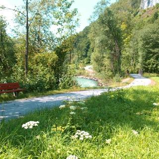 Lammer Rad-Wander-Weg in Oberscheffau