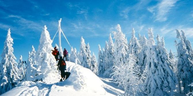 Wintersport In Bodenmais Die Schonsten Touren Im Winter