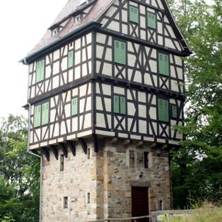 Herzogstuhl im Rieseneck - Kleineutersdorf