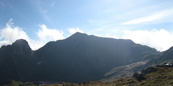Die Pfannspitze, 2678 m