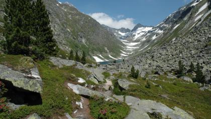 Vom Kalser Tauernhaus zur Stüdlhütte