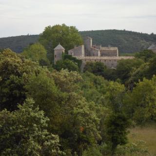 Château de Javon - ©Ferienhaus La Rostane