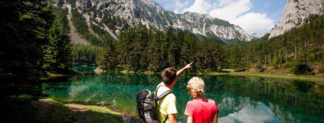 Der Grüne See in der Hochsteiermark