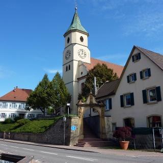 Schliengen: Pfarrkirche St. Leodegar