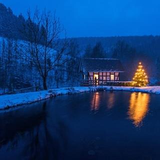 Winterwanderung in Latrop.