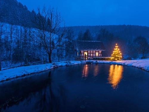 Winterwanderung Latrop/Schanze