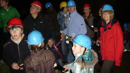 Geführte Höhlentour