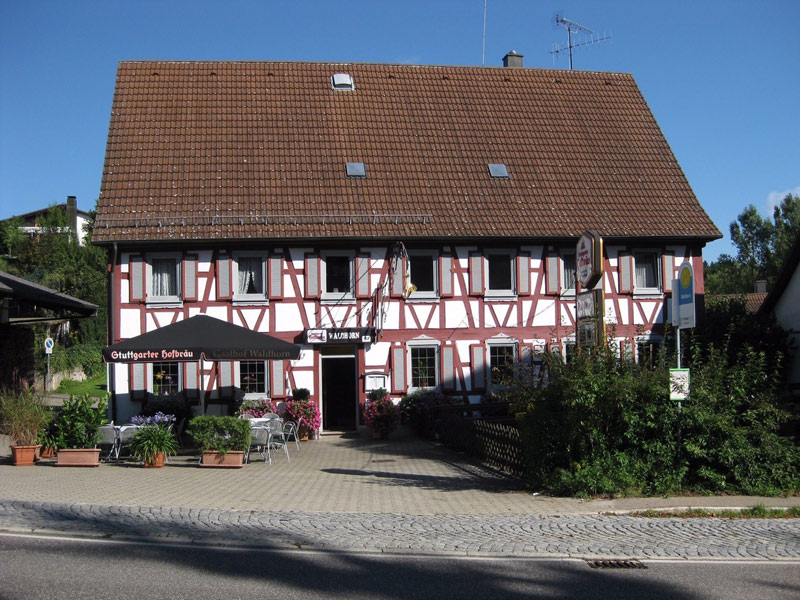 """Gaststätte """"Waldhorn""""  - @ Autor: Beate Philipp  - © Quelle: Waldhorn"""